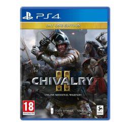 videogioco ps4 chivalry 2 day one edition eu