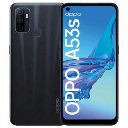 """smartphone oppo a53s 4+128gb 6.5"""" black dual sim italia"""