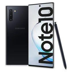 "smartphone samsung sm-n970f galaxy note10 8+256gb 6.3"" enterprise edition black dual sim italia"