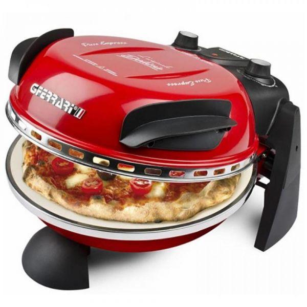 forno pizza elettrico g3 ferrari g10006 delizia 1200w rosso