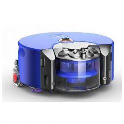 aspirapolvere dyson robot 360 heurist 0,33l senza sacchetto blu/nich