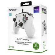 xbox serie x nacon pro compact controller lic. ufficiale xbox bianco