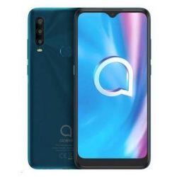 """smartphone alcatel 1se 5030f1 6+64gb 6.22"""" agate green dual sim italia"""