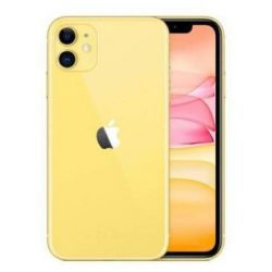 "smartphone apple iphone 11 256gb 6.1"" yellow eu slim box mhdt3cn/a"