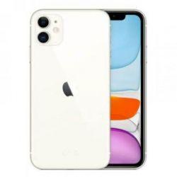 "smartphone apple iphone 11 128gb 6.1"" white eu slim box mhdj3rm/a"