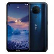 "smartphone nokia 5.4 4+128gb 6.39"" blue dual sim italia"