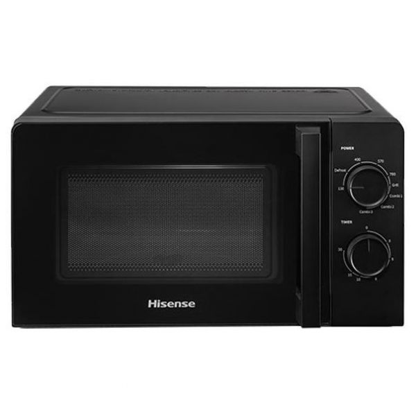 hisense forno a microonde +grill h20mobs1hg 20l 700w black