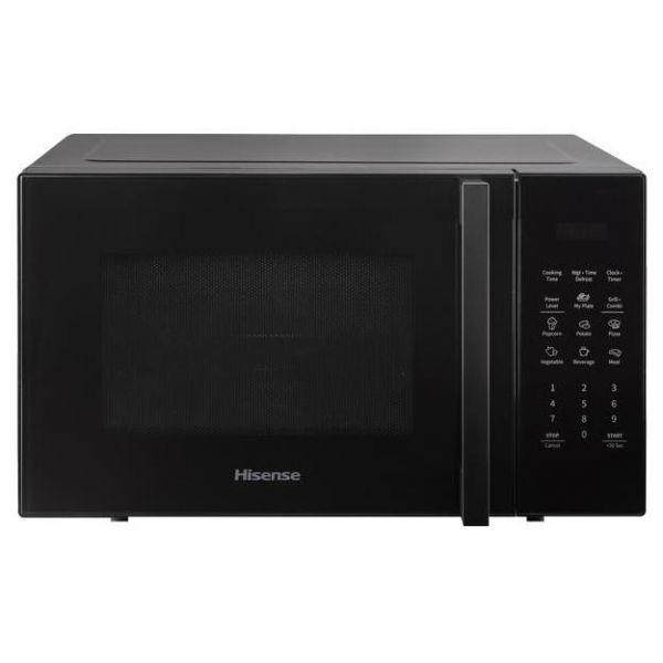 hisense forno a microonde +grill h23mobs5hg 23l 800w black