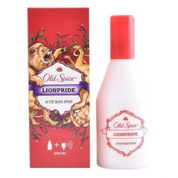 after shave old spice lionpride spray old spice 100 ml