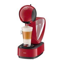 caffettiera con capsule dolce gusto infinissima krups kp1705 1,2 l rosso
