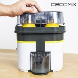 spremiagrumi elettrico cecomix turboexprimidorcecojuicer zitrus 500 ml