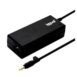 caricabatterie portatile iggual igg315484 65w nero