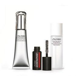 cofanetto cosmetici donna bio performance glow revival eye shiseido 3 pz