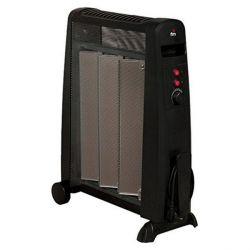 radiatore a infrarossi grupo fm rm-15 1500w bianco