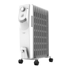 radiatore a olio 9 elementi cecotec ready warm 5800 space 360º 2000w bianco
