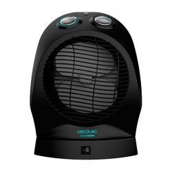 termoventilatore portatile cecotec ready warm 9750 rotate force 2400w nero