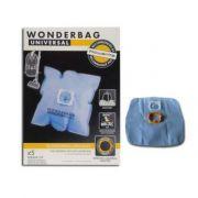 sacchetto di ricambio universale per aspirapolvere rowenta wb406120 6 l 5 pz