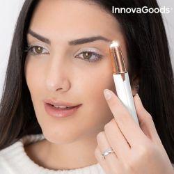 epilatore di precisione con led per peluria viso innovagoods