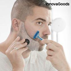 modello per radersi la barba hipster barber innovagoods