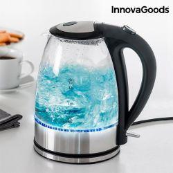 bollitore di acqua con luce led innovagoods