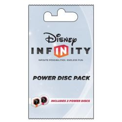 disney infinity bustina 2 gettoni power disc pack 1056220