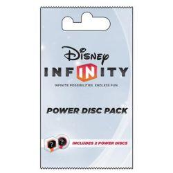 disney infinity bustina 2 gettoni power disc pack