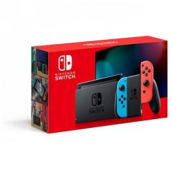 console nintendo switch 1.1 neon blue/neon red