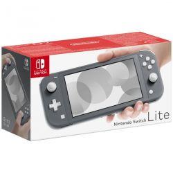 console nintendo switch lite grigio