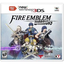 videogioco 3ds fire emblem warriors 2237649