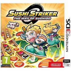 videogioco 3ds sushi striker the way of sushido