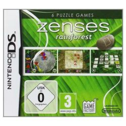 videogioco ds zenses rainforest eu ntr-p-czrp