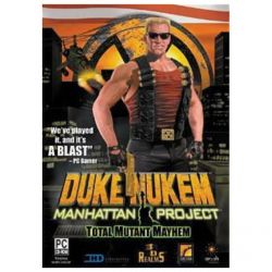 videogioco pc duke nukem manhattan project minscdeu00