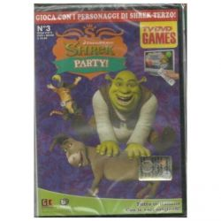 videogioco pc shrek party - dvd game
