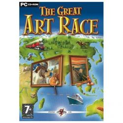 videogioco pc the great art race