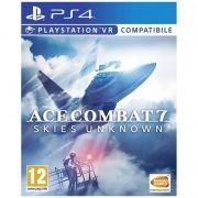 videogioco ps4 ace combat 7: skies unknown eu