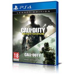 videogioco ps4 call of duty infinite warfare legacy edition