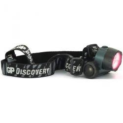 torcia led gp discovery headlight gploe205