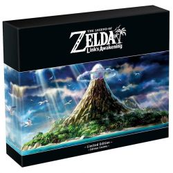 switch the legend of zelda:link's awakening - limited edition