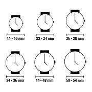 orologio uomo chronotech 44 mm ø 44 mm