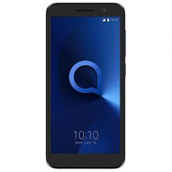 "smartphone alcatel 1 5033d 1+8gb 5.0"" bluish black resin dual sim italia"