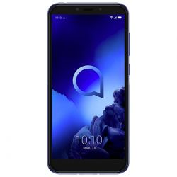 "smartphone alcatel 1s 5024d 3+32gb 5.5"" metallic blue dual sim italia"
