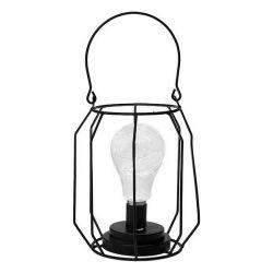 lampada led lanterna 114066 bigbuy home