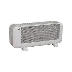 radiatore a infrarossi grupo fm bm15 micatherm 1500w bianco