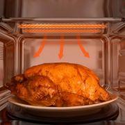 microonde con grill cecotec proclean 5110 inox 20l 700w acciaio inossidabile
