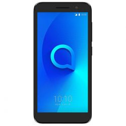 "smartphone alcatel 1 5033d 1+8gb 5.0"" volcano black resin dual sim italia"