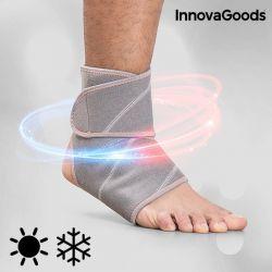 cavigliera in gel con effetto freddo e caldo innovagoods