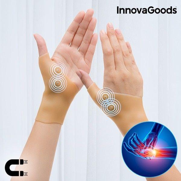 polsiere a compressione con punti magnetici innovagoods pacco da 2
