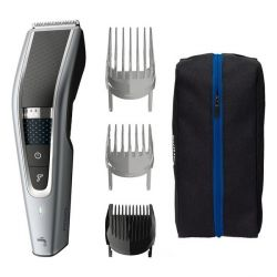 rasoio per capelli senza fili philips hc5630/15 argentato