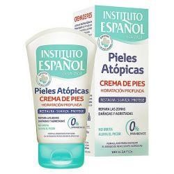 crema piedi idratante instituto español 100 ml