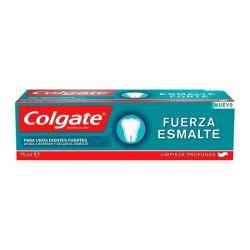 dentifricio fuerza esmalte colgate 75 ml